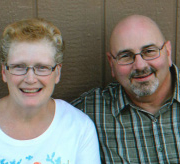 Brent and his wife
